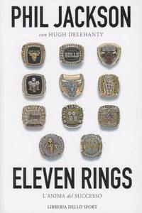 Phil Jackson Eleven Rings